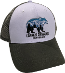 2020ne Colorado Crossroads Trucker Hat