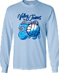 Volley By the James Long Sleeve T-Shirt
