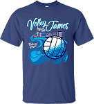 Volley By the James Short Sleeve T-Shirt