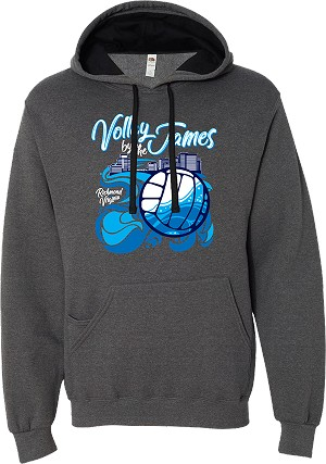 Volley By the James Hoodie